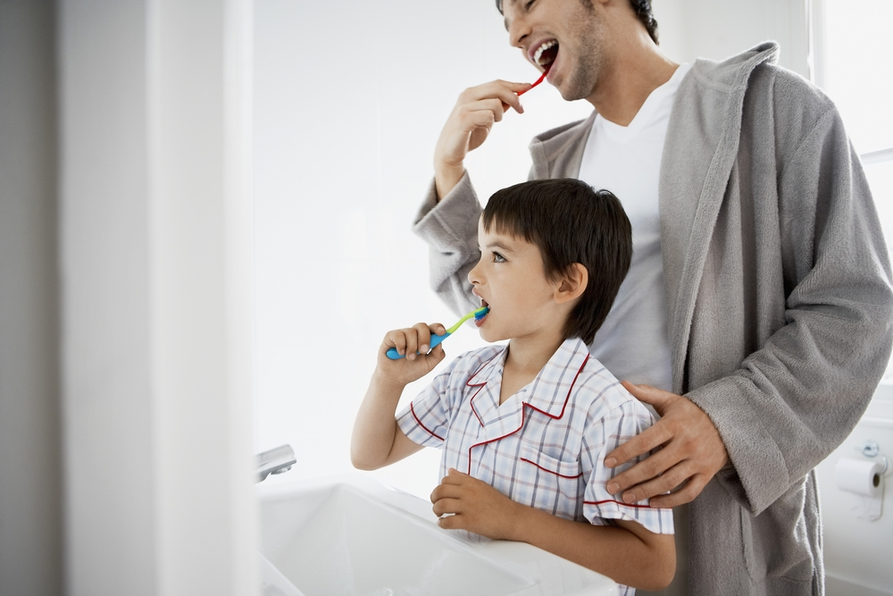 Brushing tips from a dentist