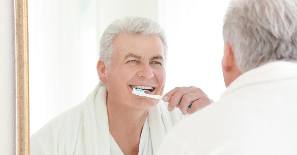 Oral Health Tips for Seniors from an Aspen Dental Office