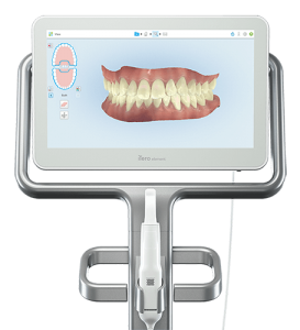 iTero Element 2 chairside dental scanner
