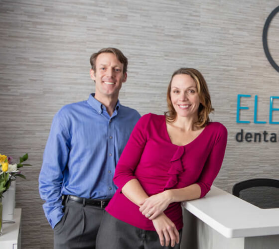 Dr. Schuyler Van Gorden and Dr. Becky Steinbach, holistic dentists in Basalt, CO